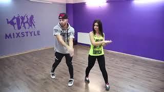 Как научиться танцевать Хип Хоп  за 5 минут -  Урок 6