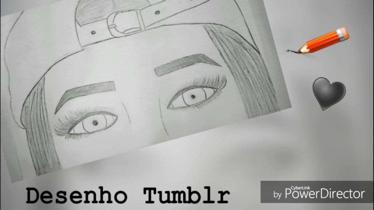 Desenho Tumblr