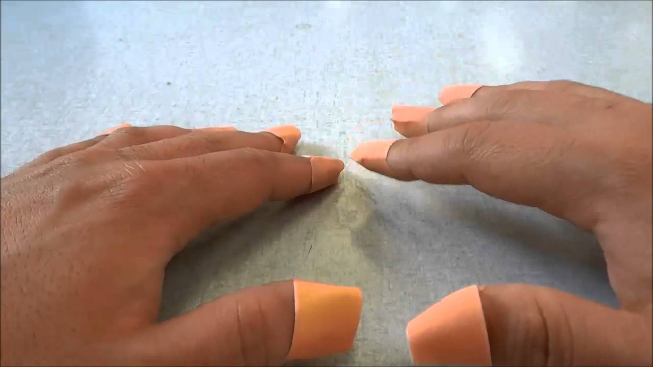 How To Stop Biting Your Nails In 10 Days - YouTube