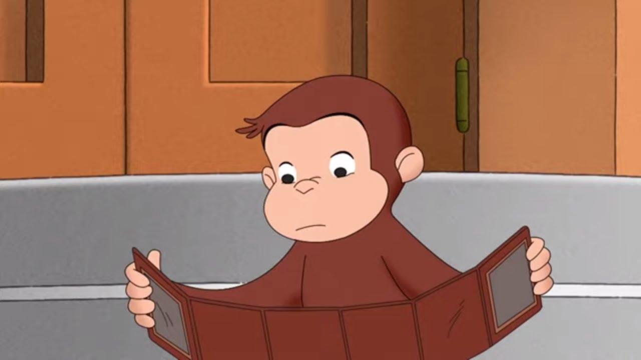 O Acabamento Fotografico de George 🐵George O Curioso 🐵Jorge O Macaco Curioso 🐵Desenhos Animado
