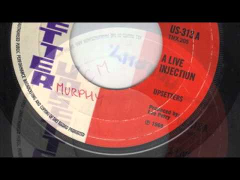 A LIVE INJECTION - THE UPSETTERS
