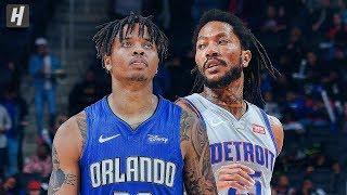 Orlando Magic vs Detroit Pistons - Full Game Highlights | November 25, 2019 | 2019-20 NBA Season Video