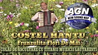 COSTEL HANTU - FRUNZULITA FLORI DE MAI (COLAJ ASCULTARE CU TITANII MUZICII LAUTARESTI)