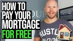 How to Pay your Mortgage for FREE & Earn Extra Income by Leveraging Debt