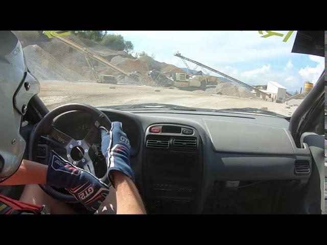 Prosenc Borut 4. Rallyshow.si dirka - finalna vožnja