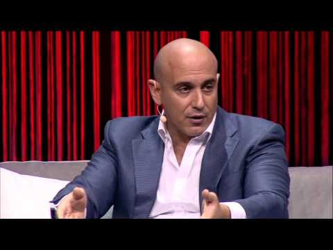 Ramez Shehadi - Booz Allen Hamilton - Fireside - Executive Stage - BDL Accelerate 2016