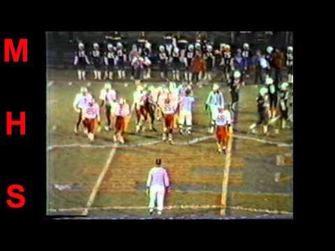 1989 Mingo High School vs Berlin Western Reserve