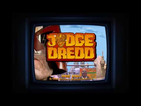 "Judge Dredd [Arcade Game OST] - ""Mean Machine Theme"""