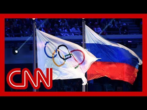 Russia banned from 2020 Olympics and 2022 World Cup