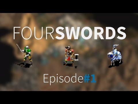 AoE2 - Four Swords Scenario - Episode 1