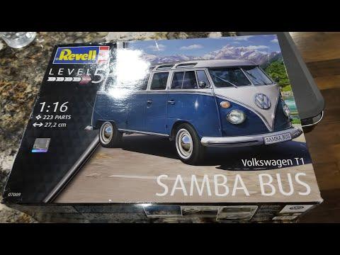 1960's VW Samba Bus