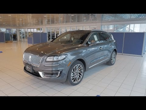 2019 Lincoln Nautilus Available Features