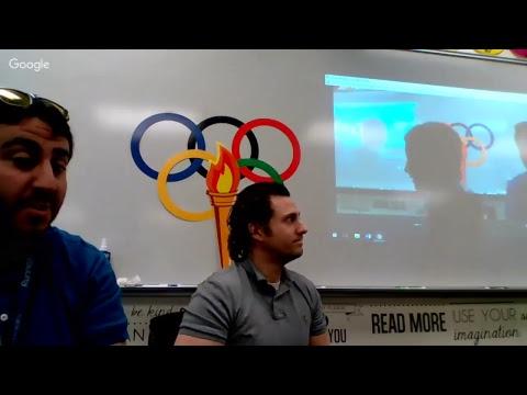 Tech Olympics Runnemede