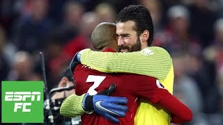 Does Liverpool have a real chance to go far in Champions League? Alisson best in world?   Extra Time