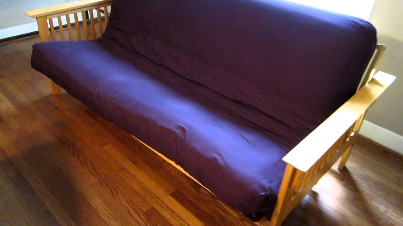 Futon For See How To Open It