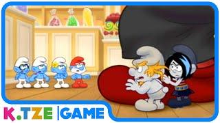 Let's Play Die Schlümpfe 2 ❖ Der Film als Nintendo Wii Spiel auf Deutsch   HD Part 4.