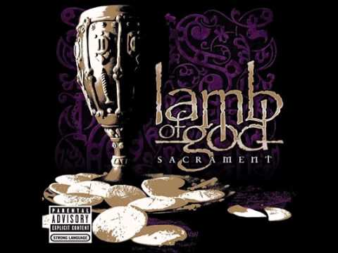 Lamb of God - Pathetic (Lyrics) [HQ]