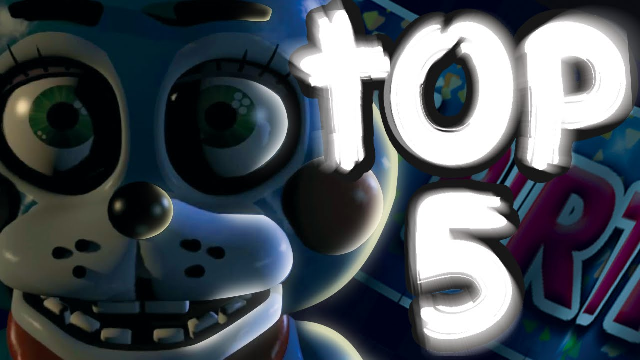 top 5 theories on toy bonnie five nights at freddys 1