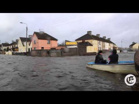 Limerick Flooding