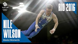 Rio Medal Moments: Nile Wilson