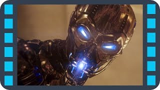 Т-850 ликвидирует Т-X — «Терминатор 3: Восстание машин» (2003) сцена 10/10 HD