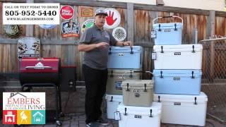What Size Yeti Cooler Should I Buy? Yeti tundra Reviews