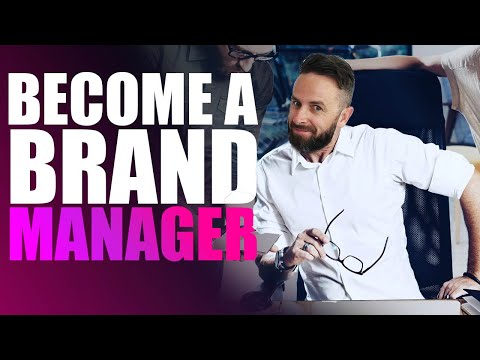 How To Become A Brand Manager