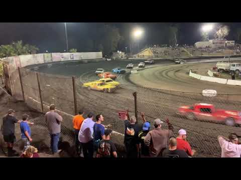Bakersfield Speedway 05-11-19 Hobby Main