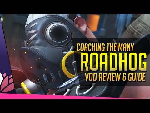 Coaching the Many - Roadhog (3000 SR)