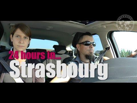 24 hours in Strasbourg