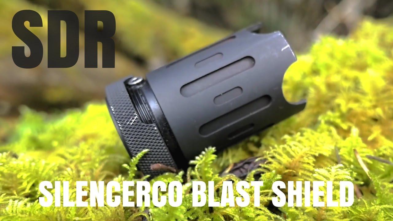 Silencerco Blast Shield Full Review