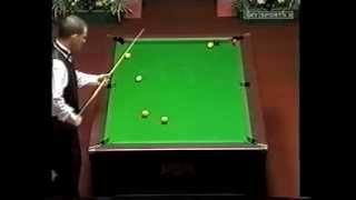 Phil Craig (c) v Dermot Armstrong (Scotland v Ireland 2003 Team SF World 8-Ball Pool Championships)
