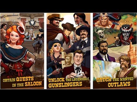 Poker Showdown: Card Battle & Western Shootout - Gameplay - Tinker Troupe - 동영상