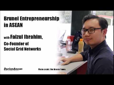 20150128 The Durian Heat: Brunei Entrepreneurship in ASEAN