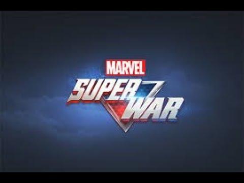 MARVEL Super War - ВСЕ ГЕРОИ + ВСЕ СКИНЫ!