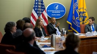 President Obama Speaks on Ebola