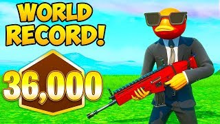 NEW *WORLD RECORD* 36,500 POINTS IN RANKED ARENA!! - Fortnite Funny Fails! #869