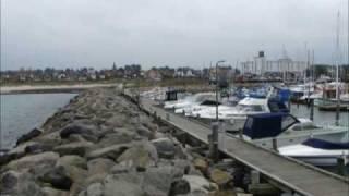 Vind och Hav  vid Hornbaeks Hamn