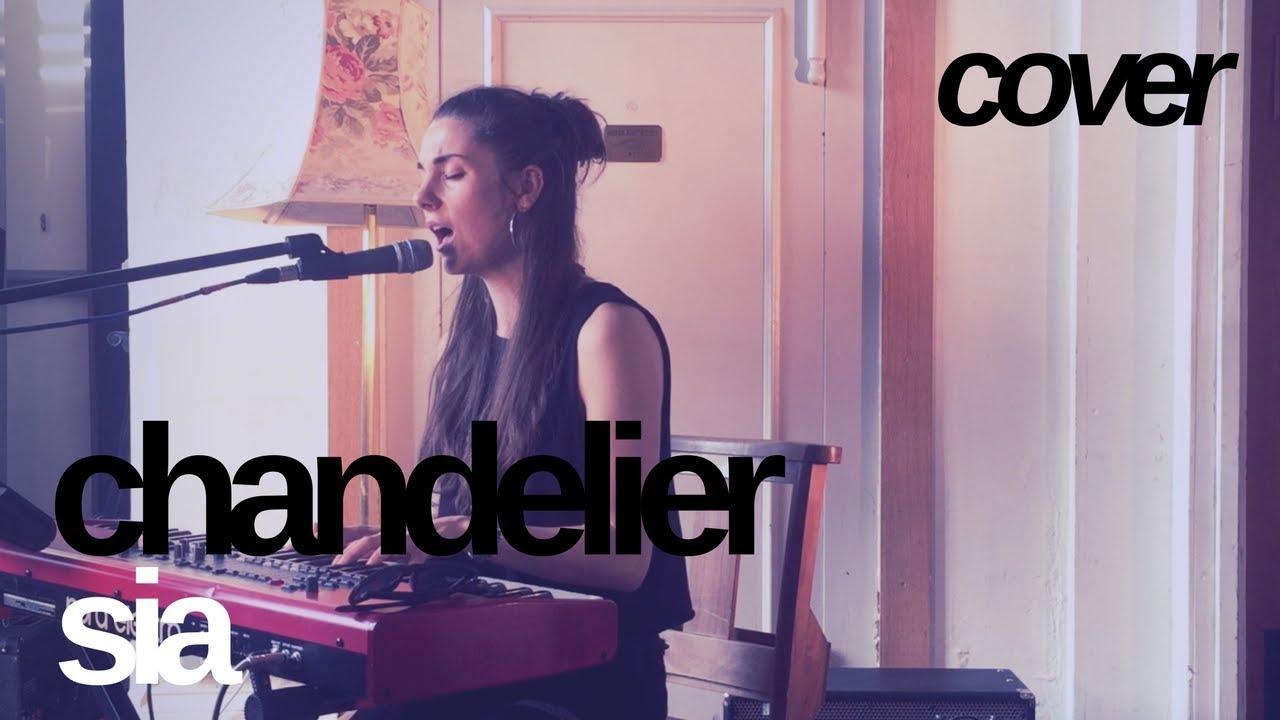 Chandelier (Cover) - Sia | Hannah Boulton - YouTube