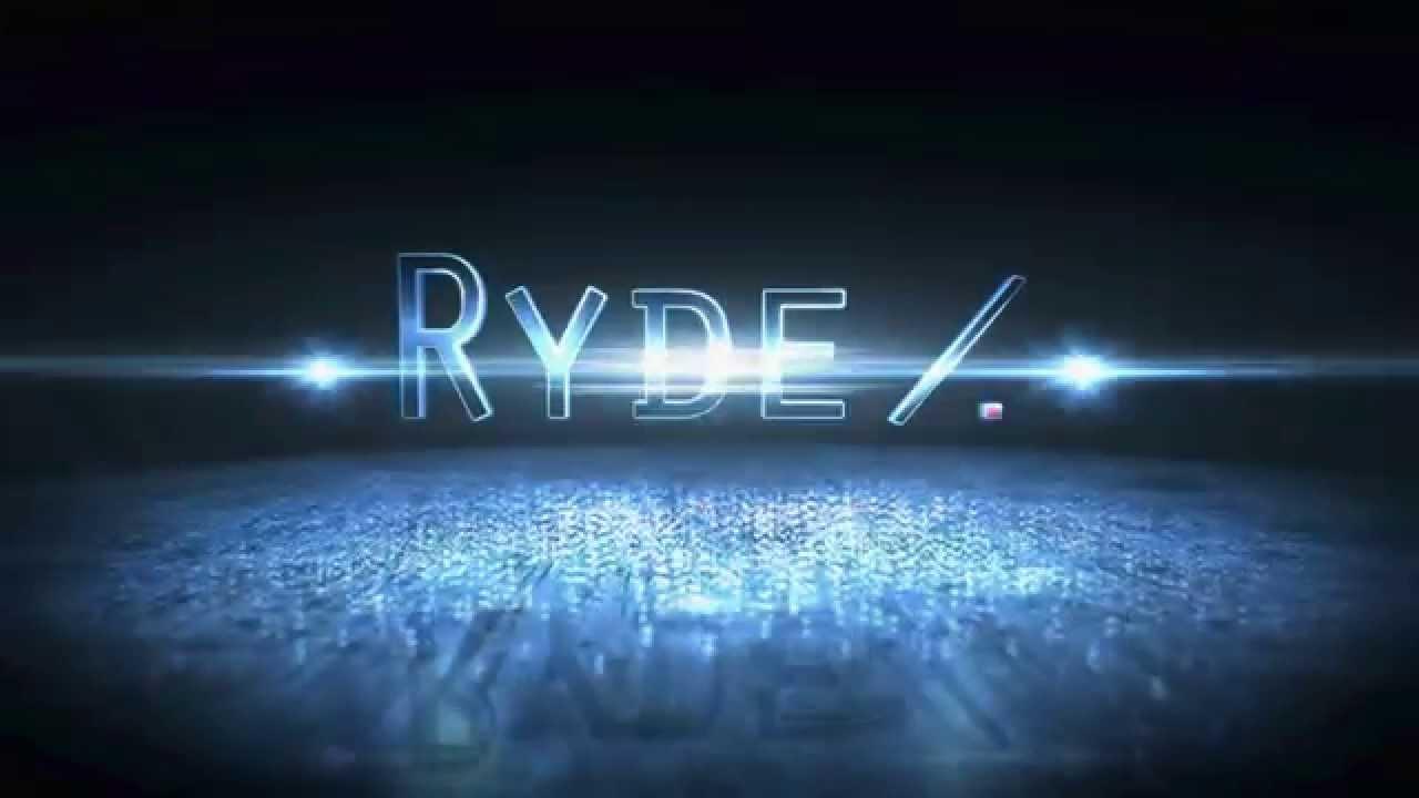 Ryde Branding Intro