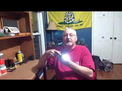 Maglite ML300LX LED flashlight review
