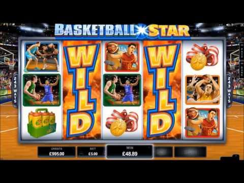Игровой автомат Basketball Star в Голдфишке