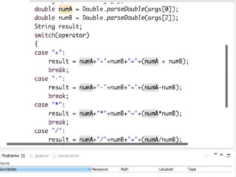 Java 7 switch case works on strings youtube - Switch case java ...