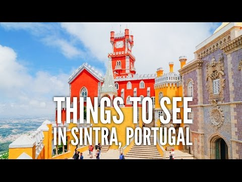 5 Places You Need To See In Sintra, Portugal