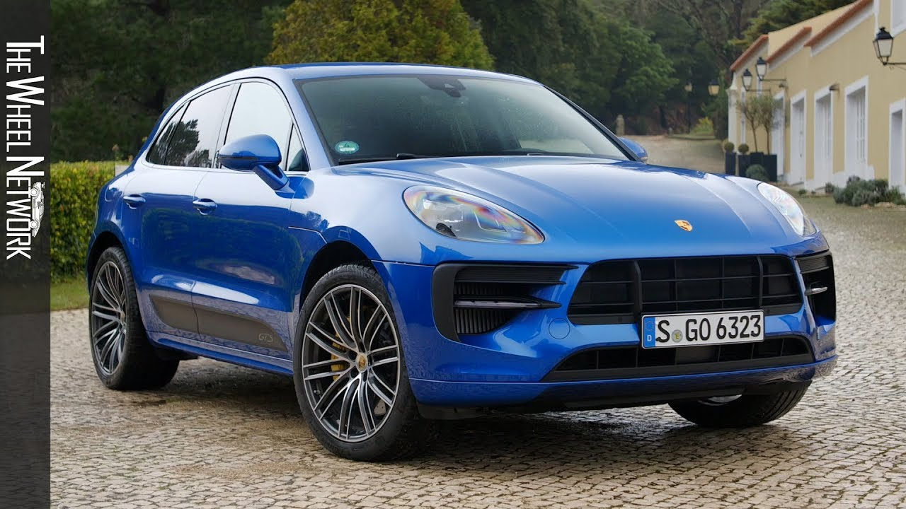2020 Porsche Macan Gts Sapphire Blue Metallic Driving Interior Exterior Youtube