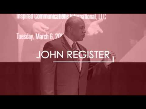 John Register, CSP | Amputate Fear - Embrace Your New Normal Mindset