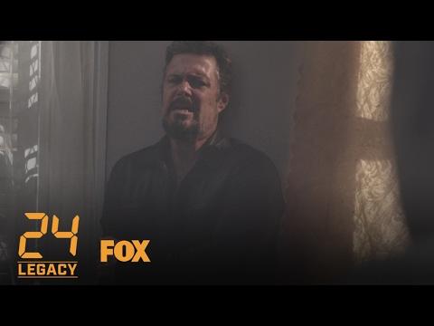 Carter And Tony Exchange Blows | Season 1 Ep. 12 | 24: LEGACY