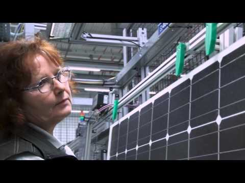 Bosch Solar Panel Production Line New