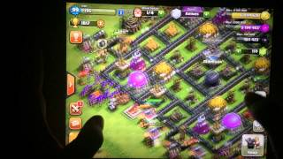 Clash of Clans CW Fail xD und gleich Road to champ :)