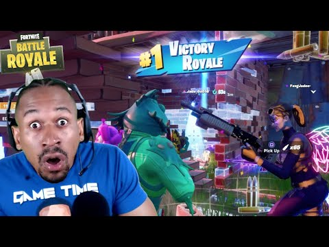 CRAZIEST ENDING EVER! Fortnite Movie Gameplay